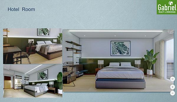 one tectona hotel room
