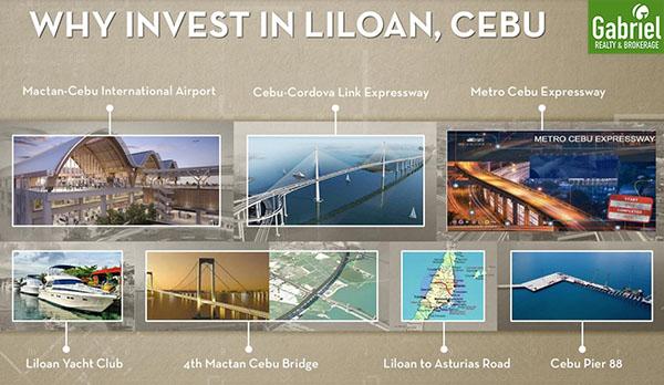 why invest in liloan, cebu