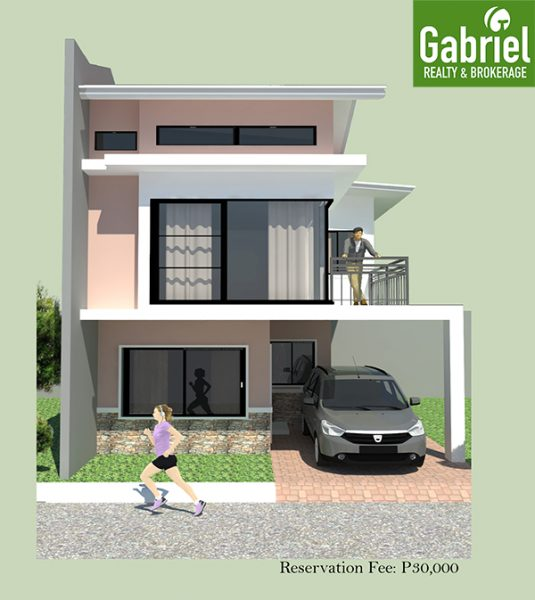 single detached house for sale in cebu, citadel estate liloan