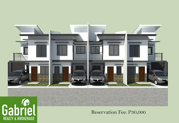 townhouse for sale in liloan, citadel estate liloan