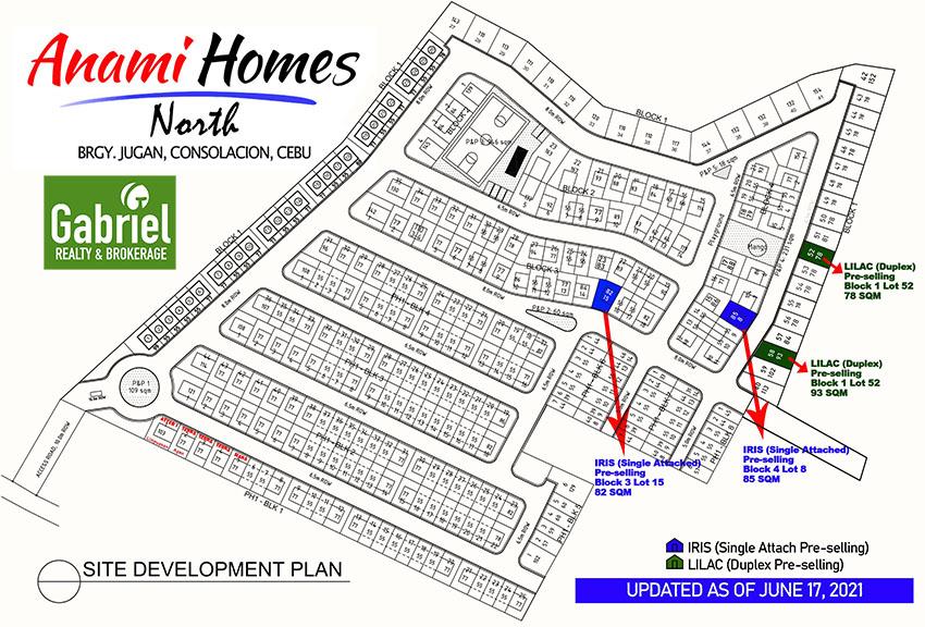 anami homes north inventory