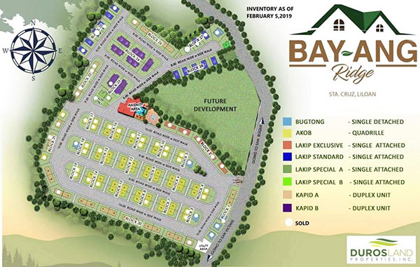 bay-ang ridge development plan