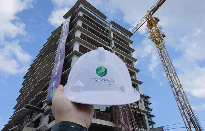 primeworld district construction update