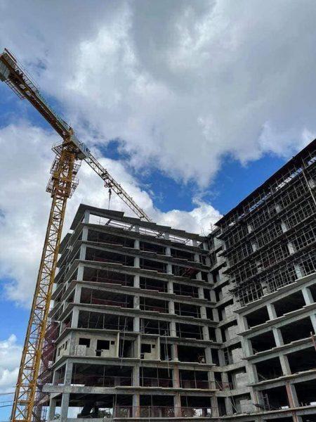 construction update of primeworld district mactan