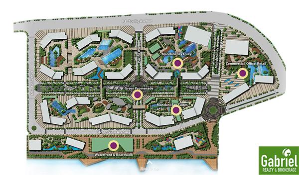 mandani bay master plan