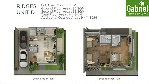 the ridges at casa rosita floor plan
