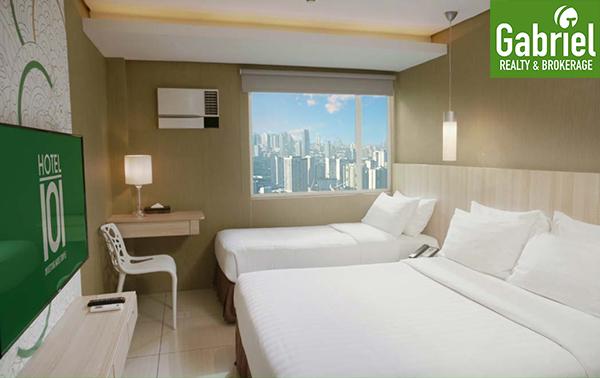 hotel 101 davao happy room
