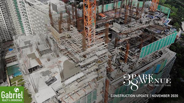 38 park avenue construction update