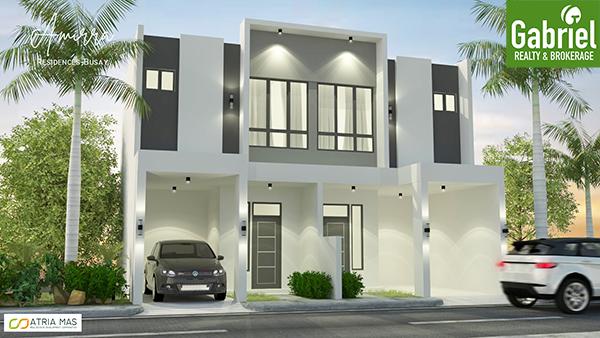 AMIRRA RESIDENCES BUSAY, duplex house for sale in cebu city