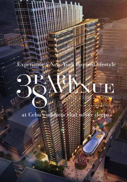 38 park avenue in cebu it park