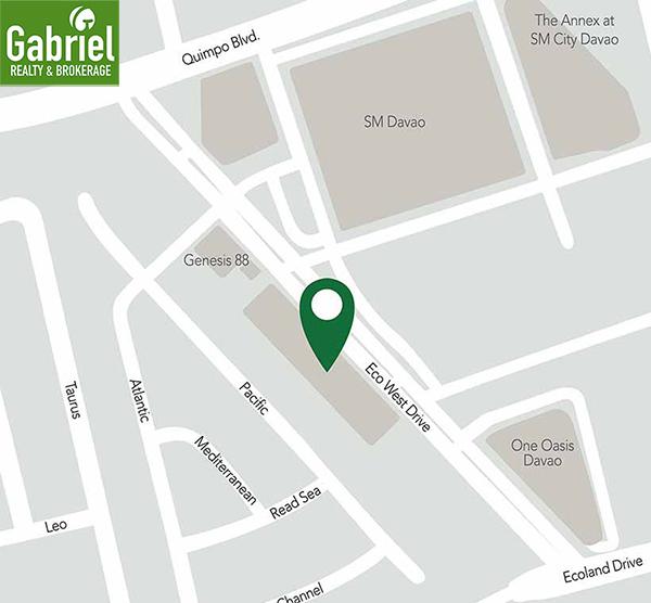 hotel 101 davao location