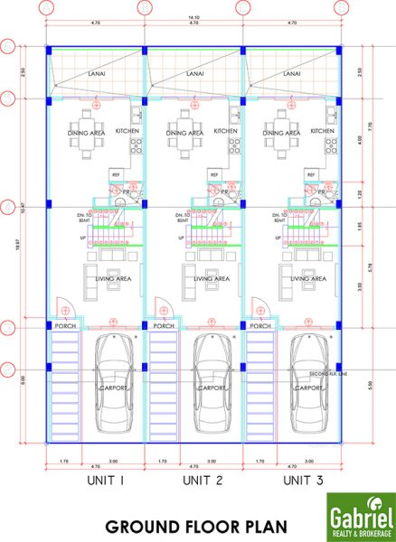 amirra grand residences floor plan