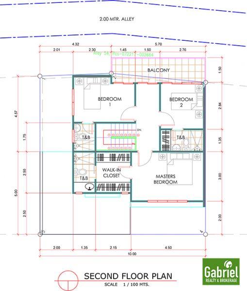 amirra residences busay floor plan