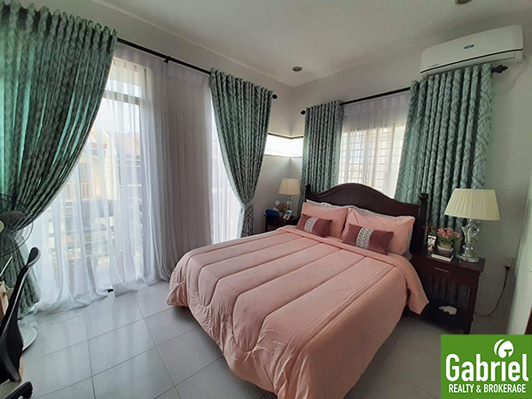 fully furnished house in north belleza talamban