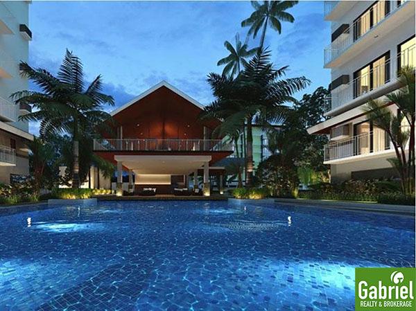 amani grand resort residences, condo near cebu airport