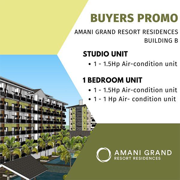 amani grand resort residences promo