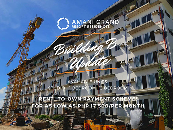 rent to own in amani grand residences