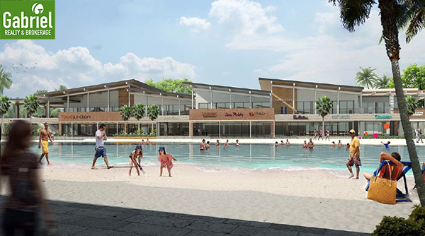 beach mall in mactan newtown