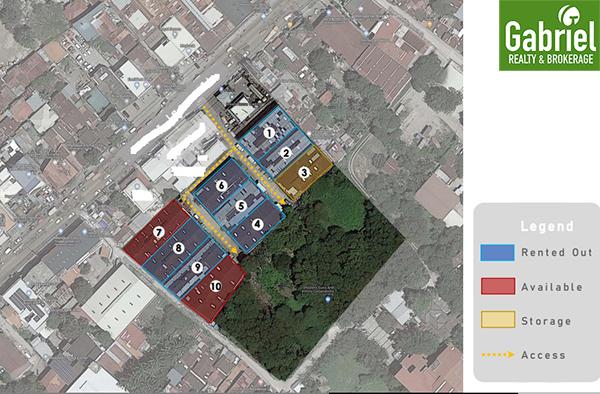 industrial lot for lease in mandaue