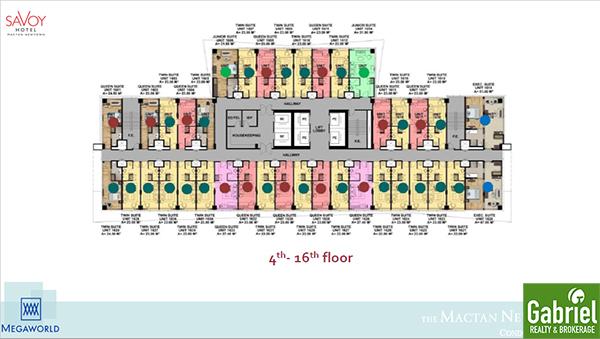 building floor plan of savoy mactan