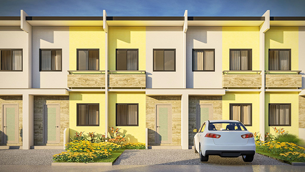 townhouse for sale in danao city