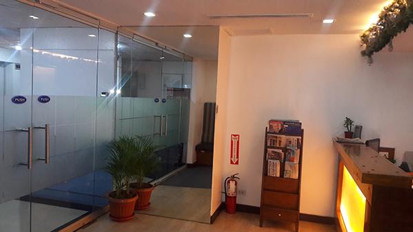 office for rent in fgu center cebu