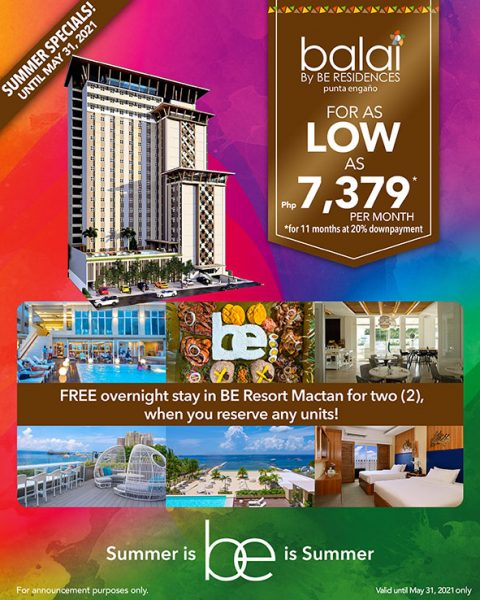 balai residences promo