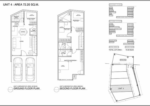 belle maison homes floor plan