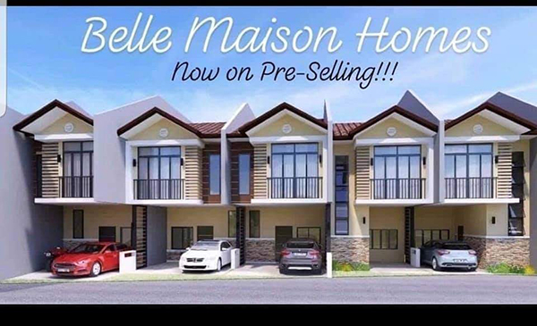 belle maison homes, house and lot for sale in cebu city