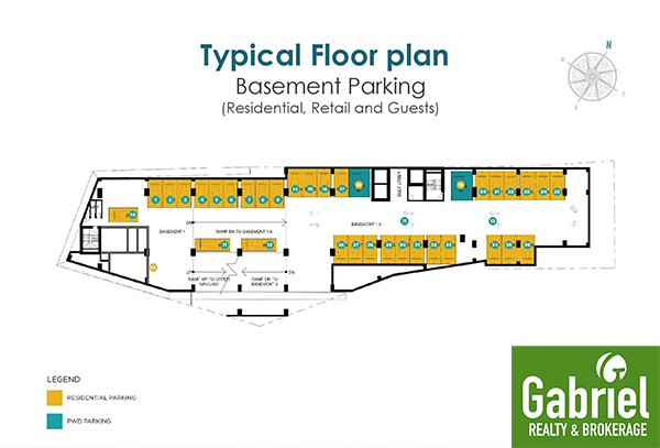 basement parking floor plan, casa mira guadalupe expansion