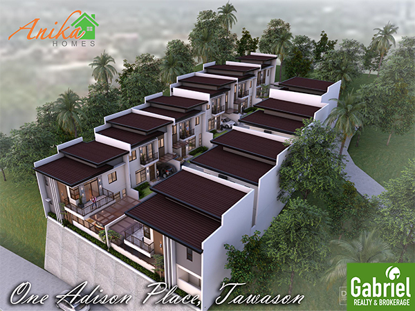 site development of one adison place by anika homes tawason