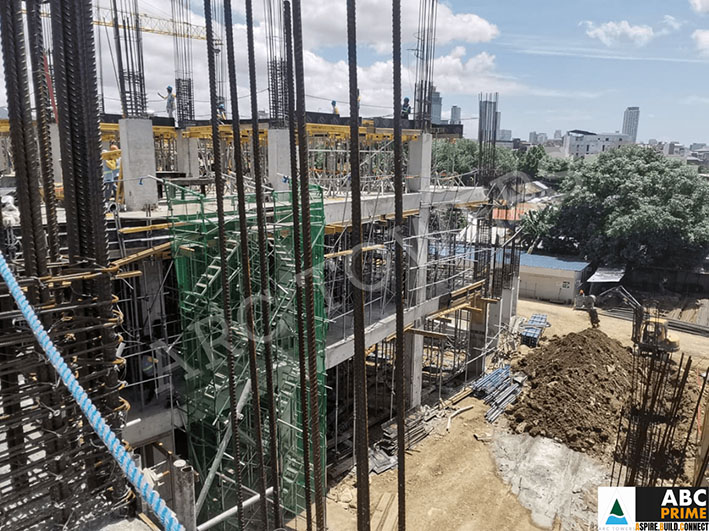 arc towers construction update