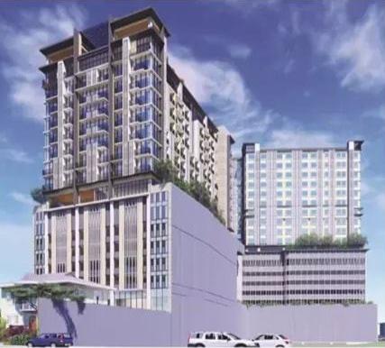 BL Ramos Residences, condominium for sale in Ramos, cebu city